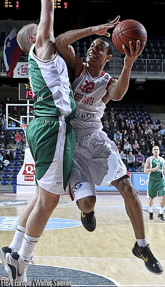 22. Dennis Donkor (Antwerp Giants)